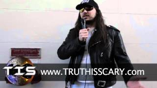 Andrew WK Talks End of World, 9/11, Aliens, Religion, Elections &amp; More w/ TRUTHISSCARY.com