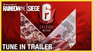 Rainbow Six Siege: Raleigh Major Trailer | Ubisoft [NA]