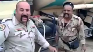 الجيش العراقي تحشيش يفوتكم والله