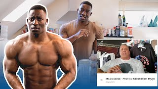 What You Need To Know About Protein | My Bulking Diet Explained