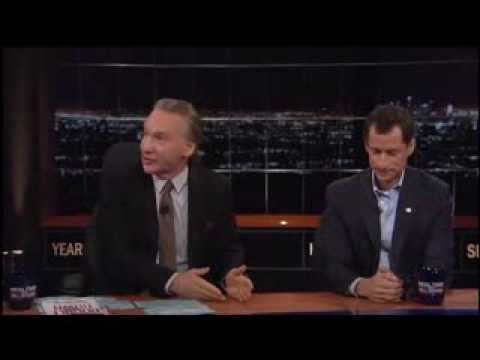 Bill Maher, Anthony Weiner Get in Crazy Shoutfest w/ GOP Guest Over Obamacare: Where's GOP's Plan?!