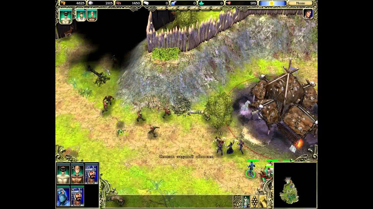 Посмотреть видео прохождение с игры spellforce 2 faith in destiny