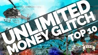 "GTA 5 Online: Money Glitch *SOLO* ""10 WORKING MONEY GLITCH"" (Xbox, PS3, Xbox One, PS4, PC) Text Tut"