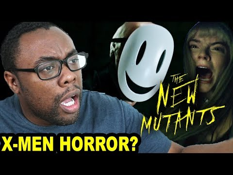 Download video X-MEN NEW MUTANTS - Can Marvel Horror Movies Work? | Andre Black Nerd