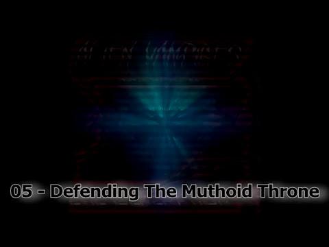 Alien Vampires - Defending The Muthoid Throne