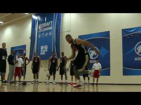 2013 NBA Draft Combine: Day 2 Highlights