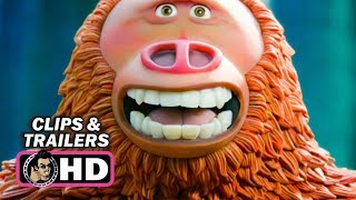 MISSING LINK Clips, Trailers & B-Roll (2019) Laika
