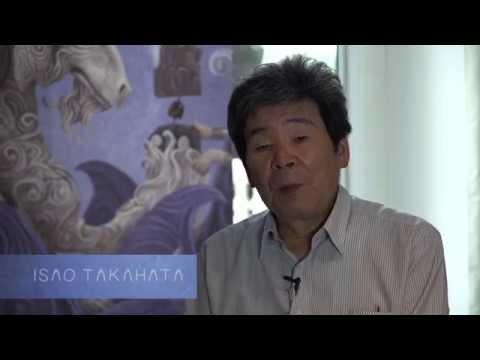 Annecy 2014 - Cristal d'honneur - Isao Takahata