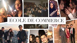 MON EXPÉRIENCE EN ÉCOLE DE COMMERCE | CURSUS, FAUSSE ÉCOLE, PRIX...