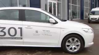 Обзор Peugeot 301