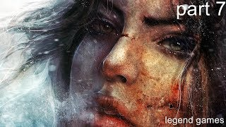 Rise of the Tomb Raider Walkthrough Gameplay Part 7