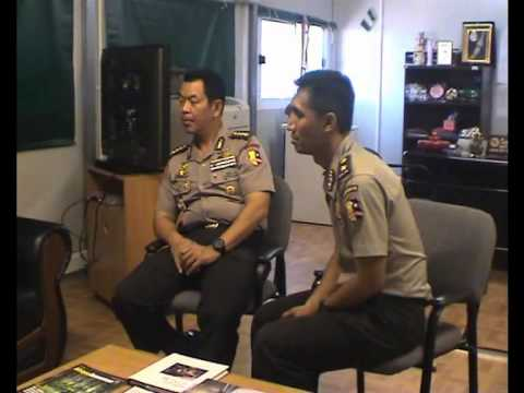 MEDAL PARADE SATGAS FPU INDONESIA 4, SUDAN