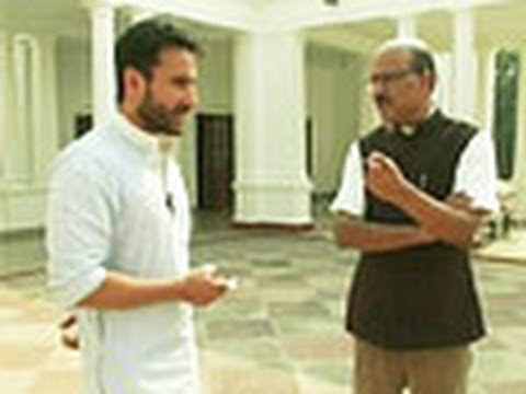 Saif Ali Khan on becoming the 10th Nawab of Pataudi