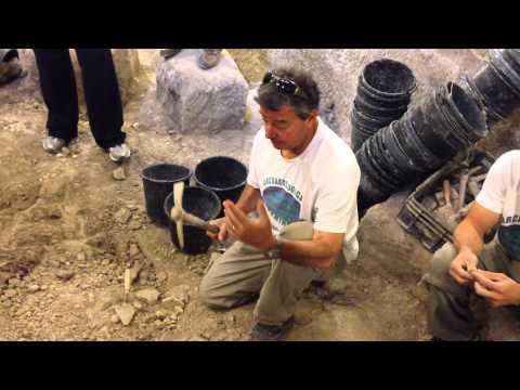 Израиль 2, раскопки
