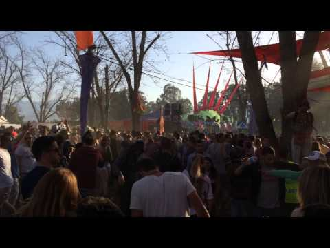 Unity Festival 2014.. Upgrade Vs.yahel - Waves Of Sound Remix!! video