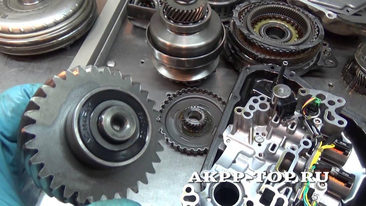 Ремонт вариатора Nissan своими руками 88