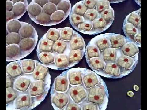 بعض انواع الحلويات الجيجلية