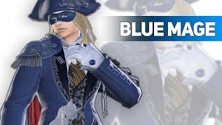 Final Fantasy Evolutions: Blue Mage Job Class (Final Fantasy V - Final Fantasy XIV)