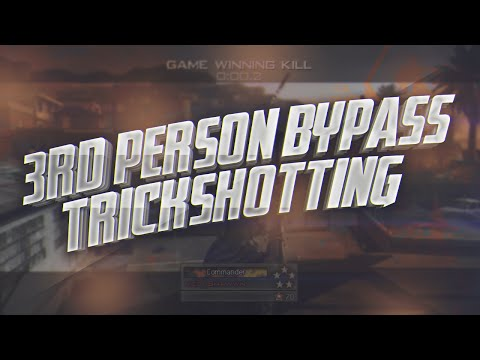 Red Shaawn: 3rd Person Bypass Trickshotting! (Red Militia Opener!)