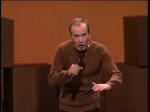 George Carlin Talks About Stuff