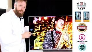 Tear Down of an OLED TV