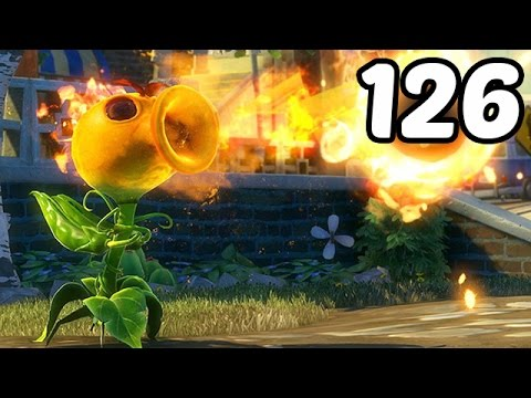 Lets Play Plants Vs Zombies Garden Warfare #126 Deutsch Alle Erbsen
