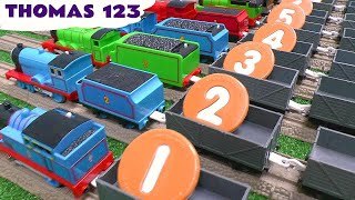 Counting With Sesame Street Cookie Monster 123 Thomas The Train Song Toy Story Monsters Inc