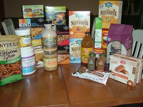 Vitacost Haul (May): Gluten Free