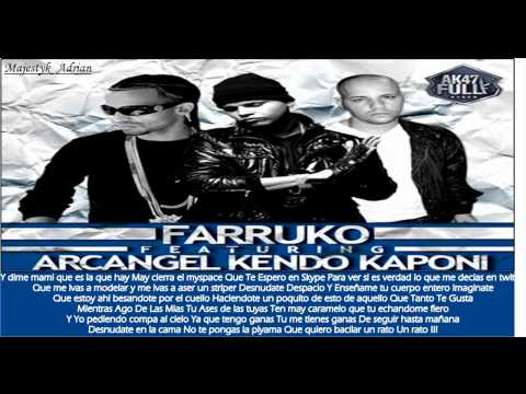 WebCam - Farruko Ft  Arcangel Kendo Kaponi (Official Remix)(Prod  By DJ Luian, Lil Wizard)(Lirycs)