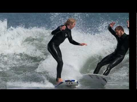 Surfing For Change: Travel Guide To Nicaragua (Trailer)