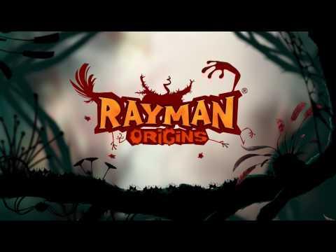 Rayman Origins' Traile