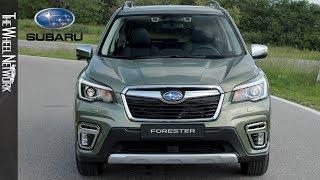 2020 Subaru Forester e-Boxer | Exterior, Interior