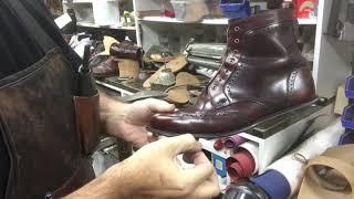 Allen Edmonds Dalton Detail Restoration PART ONE
