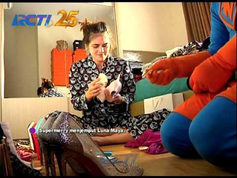 Luna Maya Dijemput Super Marry - Dahsyat 31 Oktober 2014 video