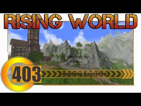 Rising World #403 [Deutsch] Sonntag im Garten