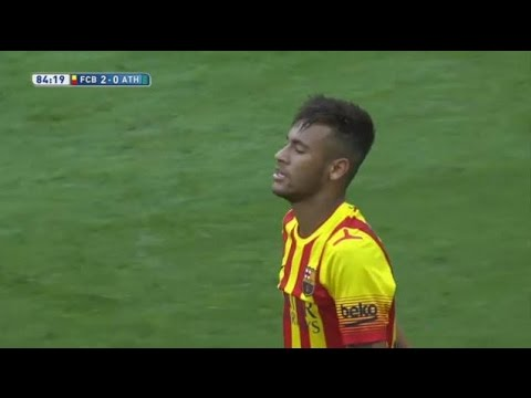 Barcelona vs Athletic Bilbao 2-0 All Goals & Highlights 13.09.2014 Resumen y Goles