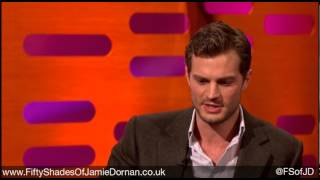 Jamie Dornan on the Graham Norton Show 28.02.14 - Part 2