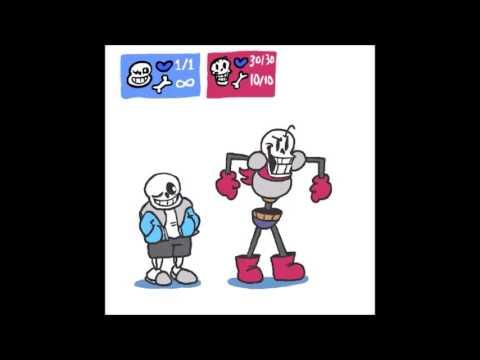 Super Skeleton Brothers - Nyeh Heh Heh!+Megalovania remix