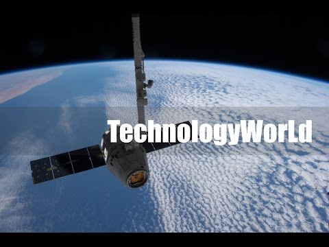 International Space Station captures SpaceX Dragon spacecraft