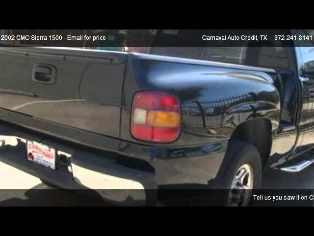2002 GMC Sierra 1500  - for sale in Dallas, TX 75229