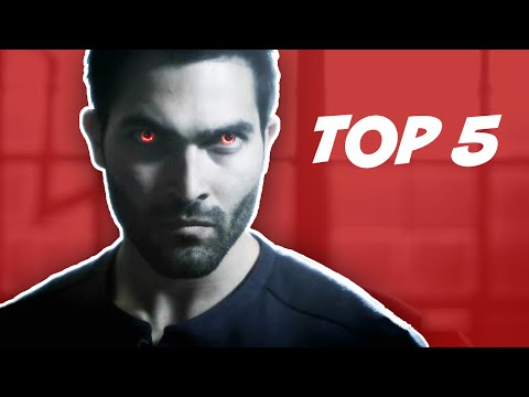 Teen Wolf Season 4 Episode 4 - TOP 5 WTF Moments