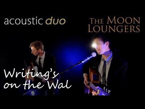 The Moon Loungers - Writings On The Wall