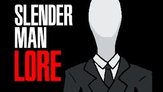 LORE - Slenderman Lore in a Minute!