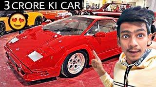 I Found Most Expensive Lamborghini 😍 Supercar In Mumbai