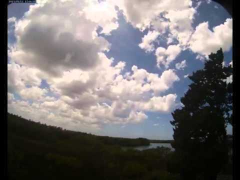 Cloud Camera 2015-05-12: Pasco Energy and Marine Center
