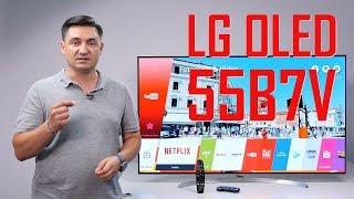 UNBOXING & REVIEW - LG OLED B7 - Un W7 pentru buzunarul nostru