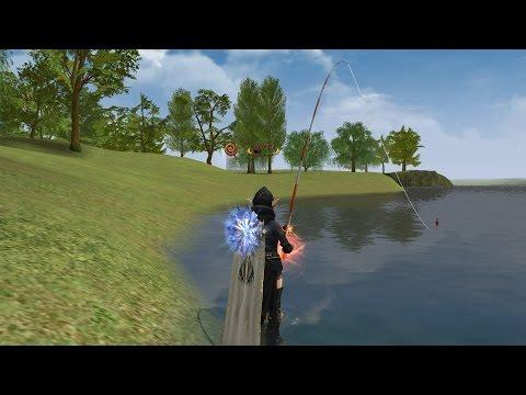 lineage 2 рыбалка helios