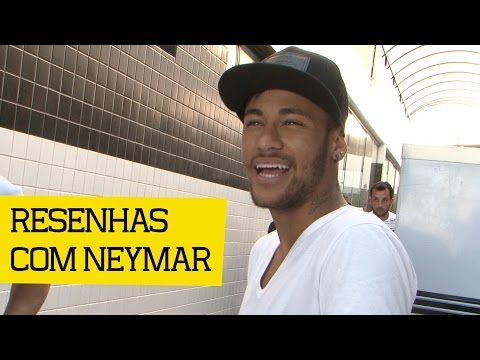 Resenhas Com Neymar video