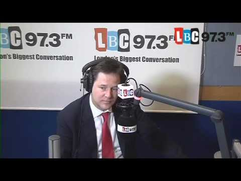 Nick Clegg Defends Policies to Disillusioned Lib Dem Member