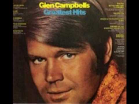Glenn Campbell - Try A Little Kindness